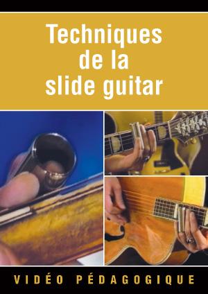 Techniques de la slide guitar