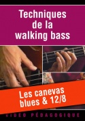 Les canevas blues & 12/8
