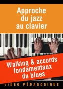 Walking & accords fondamentaux du blues