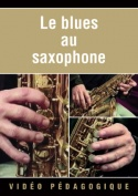 Le blues au saxophone