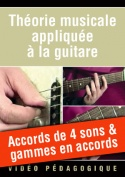 Accords de 4 sons & gammes en accords