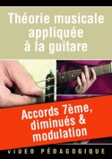 Accords 7ème, diminués & modulation