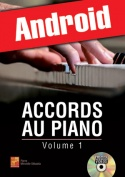Accords au piano - Volume 1 (Android)