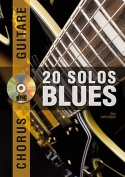 Chorus Guitare - 20 solos de blues