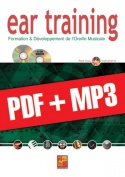 Ear training - Piano (pdf + mp3)