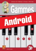 Gammes pour piano & claviers en 3D (Android)
