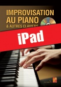 Improvisation au clavier (iPad)