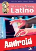 Initiation au piano latino en 3D (Android)