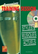 Percussions Training Session - Styles & musiques actuels