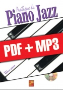 Pratique du piano jazz (pdf + mp3)