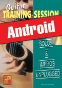 Guitar Training Session - Solos & impros unplugged (Android)