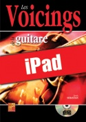 Les voicings de la guitare (iPad)