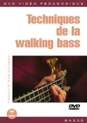 Techniques de la walking bass