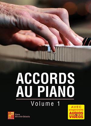 Accords au piano - Volume 1