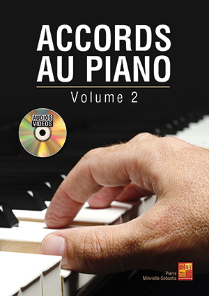 Accords au piano - Volume 2