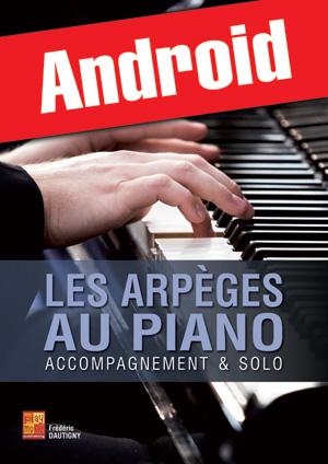 Les arpèges au piano (Android)