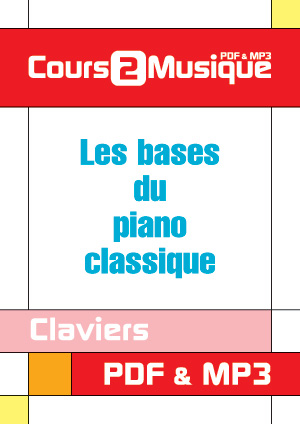 Les bases du piano classique