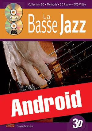 La basse jazz en 3D (Android)