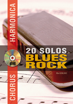 Chorus Harmonica - 20 solos de blues/rock