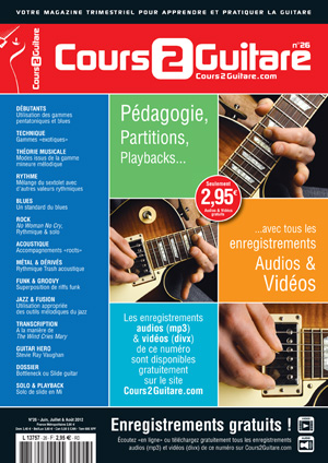 Cours 2 Guitare n26
