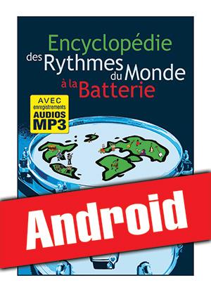 Encyclopédie des rythmes du monde à la batterie (Android)