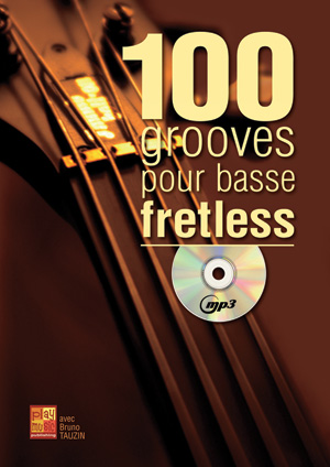 100 grooves pour basse fretless