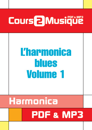 LHarmonica Blues - Volume 1