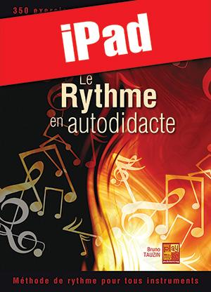 Le rythme en autodidacte - Saxophone (iPad)