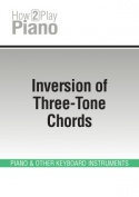 Inversion of Three-Tone Chords