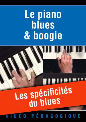 Les spécificités du blues