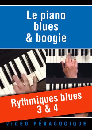 Rythmiques blues n°3 & 4