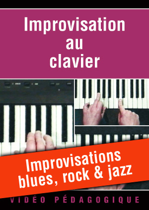 Improvisations blues, rock & jazz