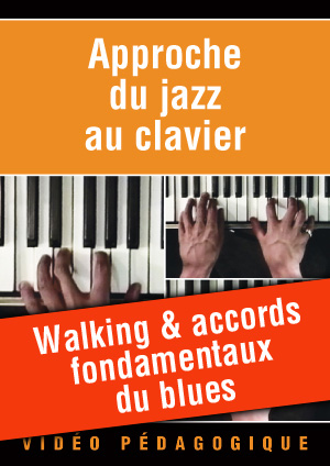 Walking & accords fondamentaux du blues