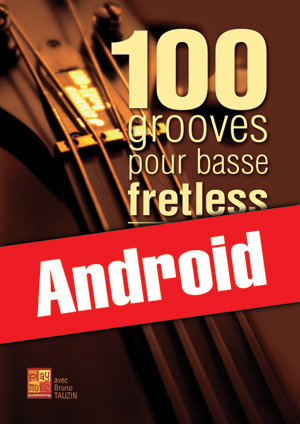 100 grooves pour basse fretless (Android)