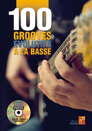 100 grooves évolutifs à la basse