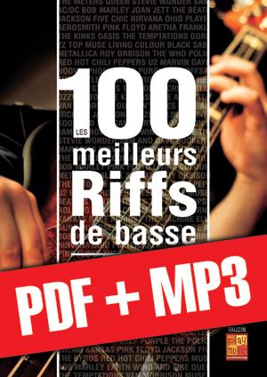 Les 100 meilleurs riffs de basse (pdf + mp3)