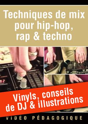 Vinyls, conseils de DJ & illustrations