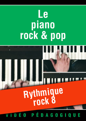 Rythmique rock n°8