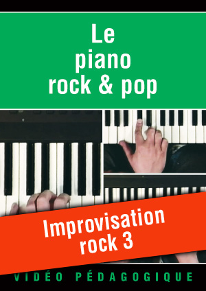 Improvisation rock n°3
