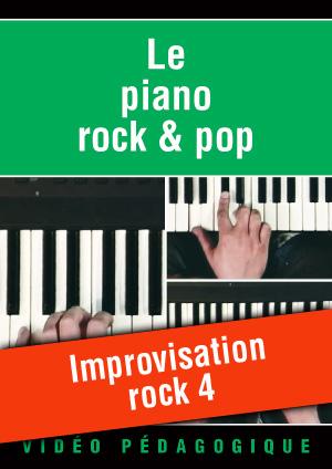 Improvisation rock n°4