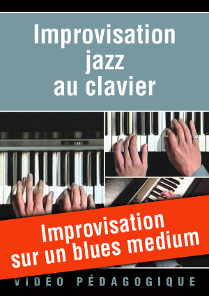 Improvisation sur un blues medium