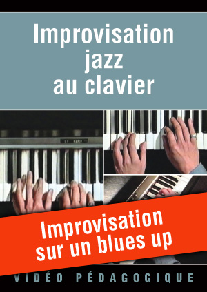 Improvisation sur un blues up