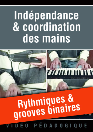 Rythmiques & grooves binaires