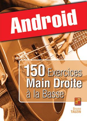 150 exercices main droite à la basse (Android)