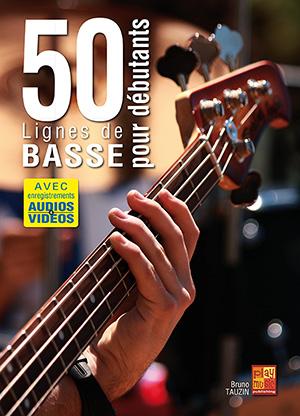 50 lignes de basse pour débutants