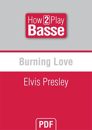 Burning Love - Elvis Presley