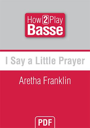 I Say a Little Prayer - Aretha Franklin