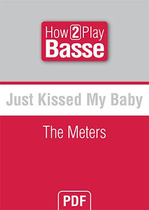 Just Kissed My Baby - The Meters