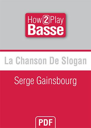La Chanson De Slogan - Serge Gainsbourg