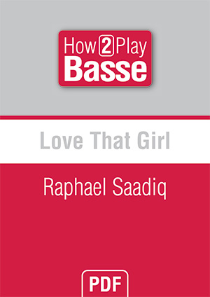 Love That Girl - Raphael Saadiq